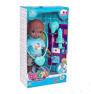Babys Collection Dodoi Negro Menino - Super toys