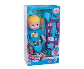 Boneco babys dodoi menino - Super toys