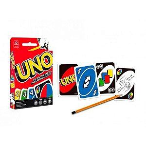 Jogo Copag Brinquedo Uno 98190