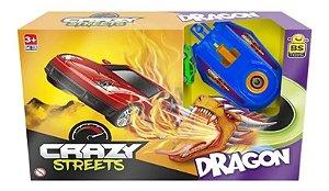 Pista Dragon Curve 326 - Bs Toys