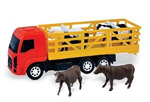 Caminhão Com Boi - Diverplas