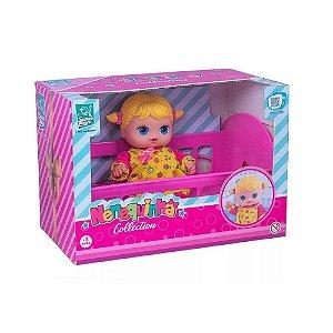 Nenequinha Collection Berço 376 - Super Toys