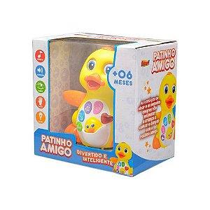 Patinho Amigo ZP00070 - Zoopy Toys