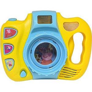 Peppa Pig Câmera Divertida - DTC
