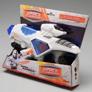 Pistola Ultra Laser Space Guardian ZP00235 - Zoop Toys