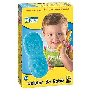Celular Do Bebe 00664 - Grow