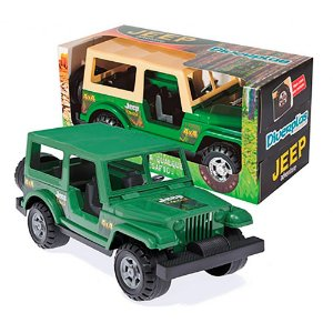 Jeep Florestal - Diverplas