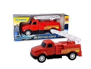 Caminhão Bombeiro mini - Diverplas