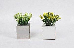 Arranjo Clovis Capim Mini Flor 2575
