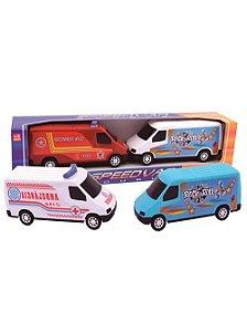 Speed Van Double - Diverplas