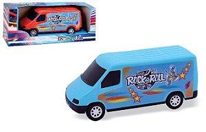 Carrinho Speed Van Sport - Diverplas