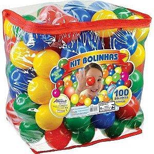 Kit Apolo 100 Bolinhas