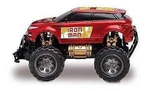 Carro Controle Suv Cross Iron Man Mimo Brasil