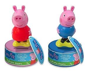 Doce Bala e Cofrinho Peppa Pig - DTC