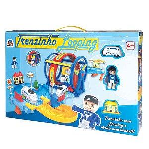 playset Trenzinho Looping - Braskit