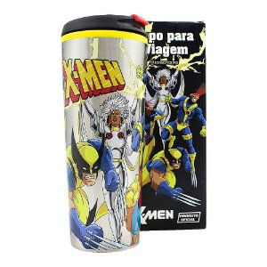 Copo  Zona Criativa Viagem - X-Men