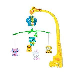 Móbile Animais Musical Buba - Infantil
