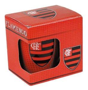 Mini Caneca Flamengo Allmix