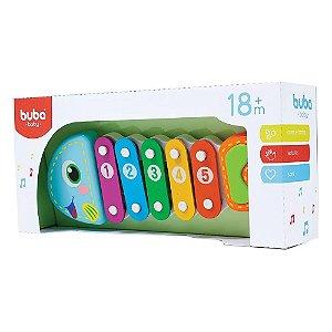Xilofone Peixinho Colorido Buba - Infantil