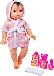 Boneca Splash Babies - Flamingo Anjo Rosa