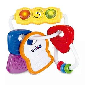 Chaveiro de Atividades Buba - Infantil
