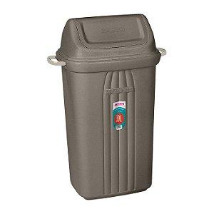 Lixeira Basculante Plástico Sanremo 30L 28320