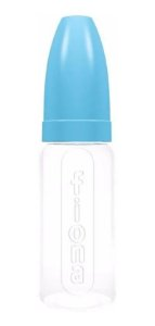 Lillo Fiona Mini Mamadeira Látex Azul 50ml