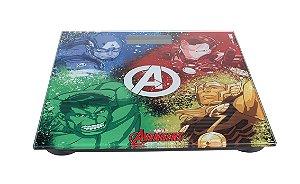 Balança de Vidro Avengers Etitoys