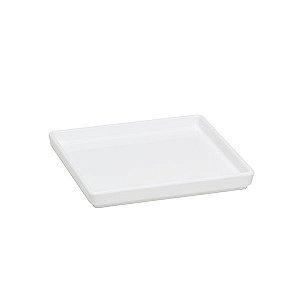 Prato Branco 5CM -VemPlast