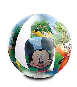 Bola Inflavel 40 Cm Mickey Etitoys