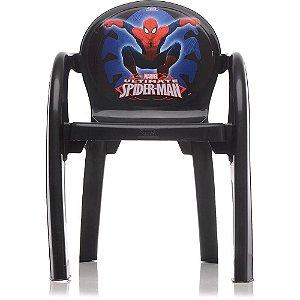 Cadeira Plasútil Homem Aranha