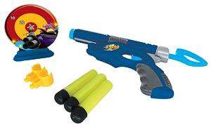 Lançador de Dardos Com Alvo Toy Story Etitoys