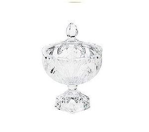 Potiche Decorativo Cristal de Chumbo - Rojemac