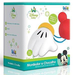 Mordedor E Chocalho Baby Disney- Toyster
