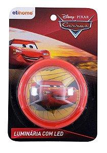 Luminária 10 cm Cars Etitoys