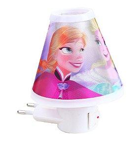 Luminária Em Formato Cone Frozen Etitoys