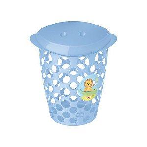 Cesto Para Roupas Infantil Plástico 32 L - Sanremo