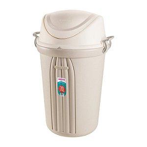 Cesto De Lixo Plástico 70 L - Sanremo