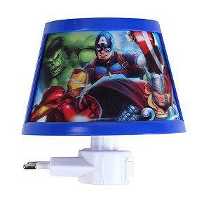 Luminária Led Avengers Etitoys