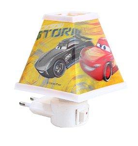 Luminária Quadrada Cars Etitoys