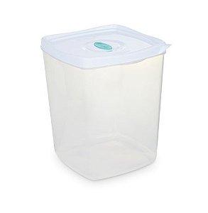 Pote Freezer/Microondas Branco 8Ltrs - Plasvale