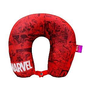 Almofada Zona Criativa de Pescoço - Marvel