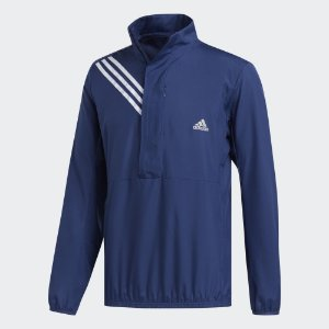 Jaqueta Adidas Anoraque Run It 3-Stripes