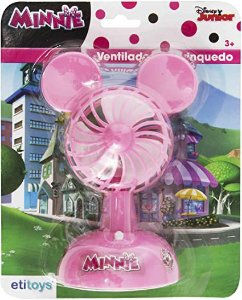 Ventilador Mini Minnie Etitoys