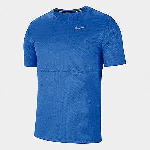 Camiseta Nike Dri-Fit Breathe Run Masculina - Azul