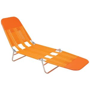 Cadeira Espreguiçadeira PVC MOR