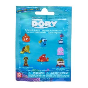 Procurando Dory - Mini Boneco Surpresa - Sunny
