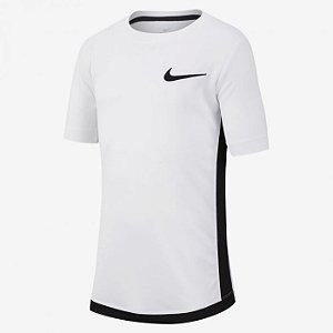 Camiseta Branca Dri-FIT Infantil - Nike