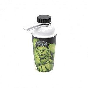 Garrafa Plasútil Hulk