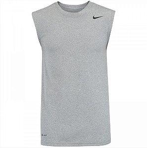 Regata Nike Dry SL LGD 2.0 - Cinza